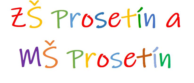 ZŠ Prosetín a MŠ Prosetín